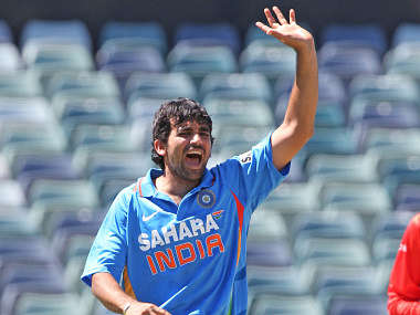 File picture of India's Zaheer Khan, who gets a game today. Reuters
