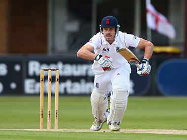 Nick Compton has been in great form this season. Getty Images