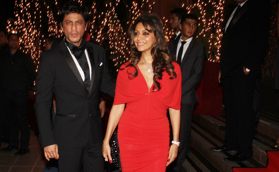 SHAH RUKH KHAN AND GAURI. Firstpost