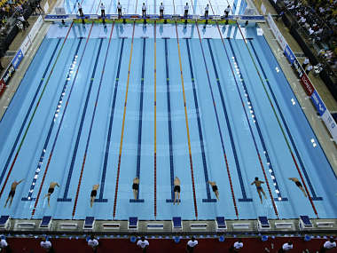olympic swimming pool top view olympic swimming pool top view - Olympic Swimming Pool Top View