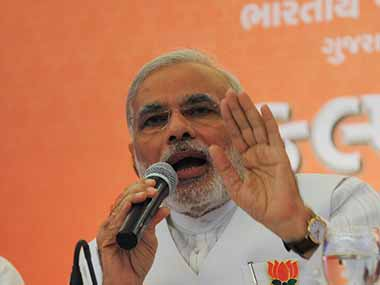 Why modi could mean trouble for national bjp firstpost for Meaning of farcical in hindi