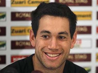 File picture of New Zealand's Ross Taylor. Reuters