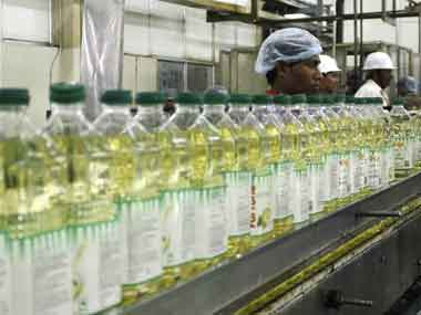 Edible oil cap going? Reuters