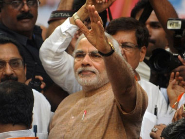 Modi's capacity to win big for the BJP outside of Gujarat is untested.