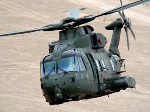 The skeletons are tumbling out of the cupboard of the AW1-01 chopper deal. Courtesy: Agusta Westland