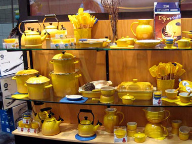 French cookware maker Le Creuset