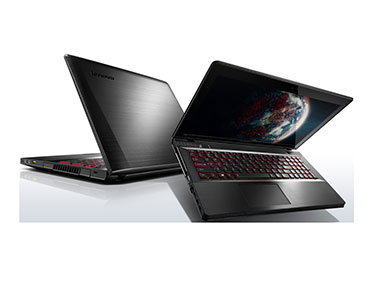IdeaPad Y500. Image from Lenovo's website.
