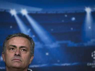 Jose Mourinho expects to see the best from his team. Reuters