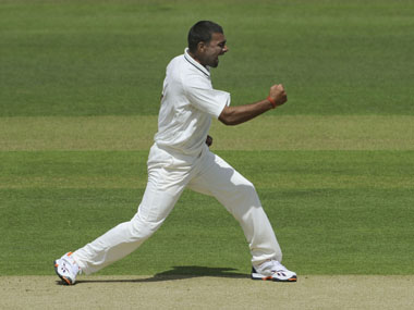 File picture of Praveen Kumar. AP