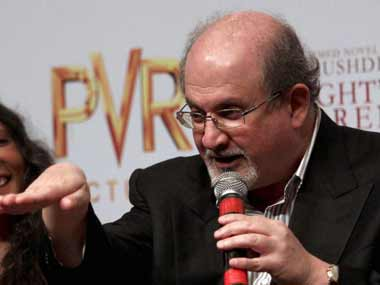 Rushdie visited other cities without incident. PTI