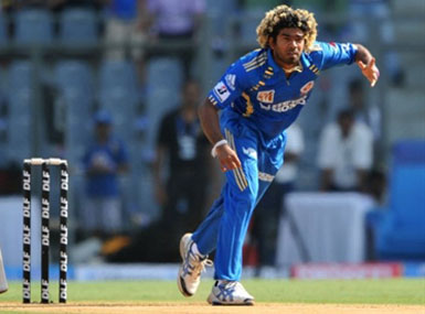 Mumbai Indians' star player Lasith Malinga may not play in matches hosted at Chennai. AFP