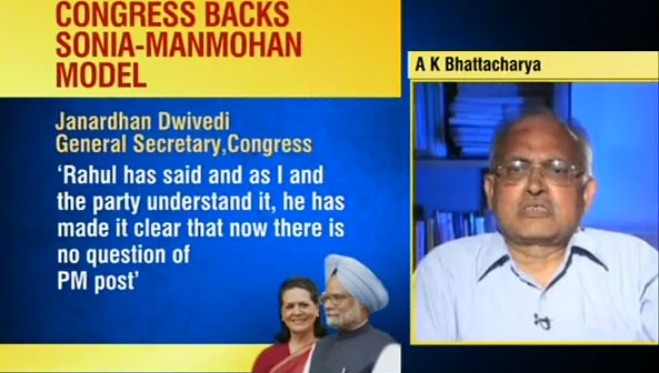 Sonia-Manmohan combo is a disaster for governance
