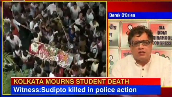 Trinamool does not play politics over SFI student's death