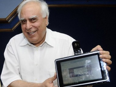 Kapil Sibal. Agencies.