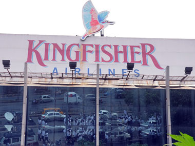 Kingfisher Airlines. Reuters