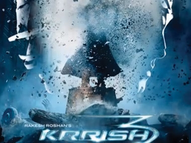 Hrithik Roshan unveils Krrish 3 motion poster on Facebook ...