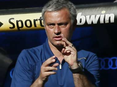 Mourinho, who left Real Madrid last weekend after three years in Spain, returns to a club where he won the 2005 and 2006 Premier League titles. Reuters