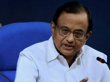 Chidambaram said the work that the jawans were doing was commendable. PTI