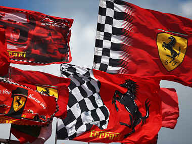 Ferrari feels the FIA reprimand is gentle to say the least. Getty Images