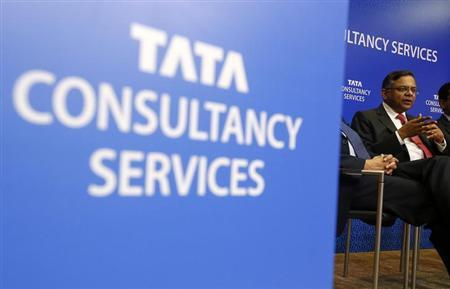 Tata Consultancy Services (TCS) Chief Executive N. Chandrasekaran. Reuters