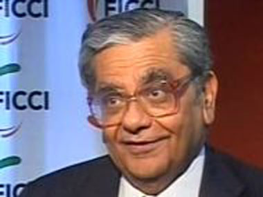 Screengrab of  Jagdish Bhagwati