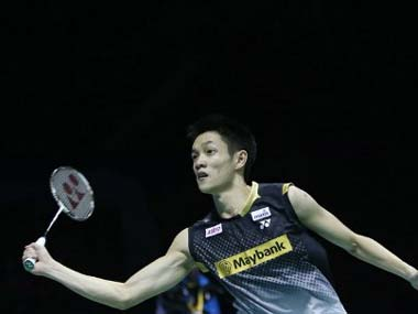 Malaysian Daren Liew is ranked 17th in the world. AFP