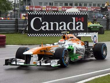 The Indian GP has already been ruled out of the 2014 season. Russia was expected to fill that slot. AP