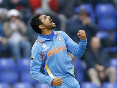 Arise, Sir Ravindra Jadeja. Getty Images