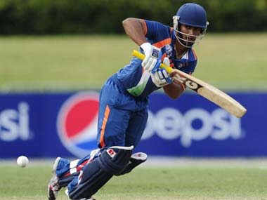 Vijay Zol can't stop scoring runs. Getty Images