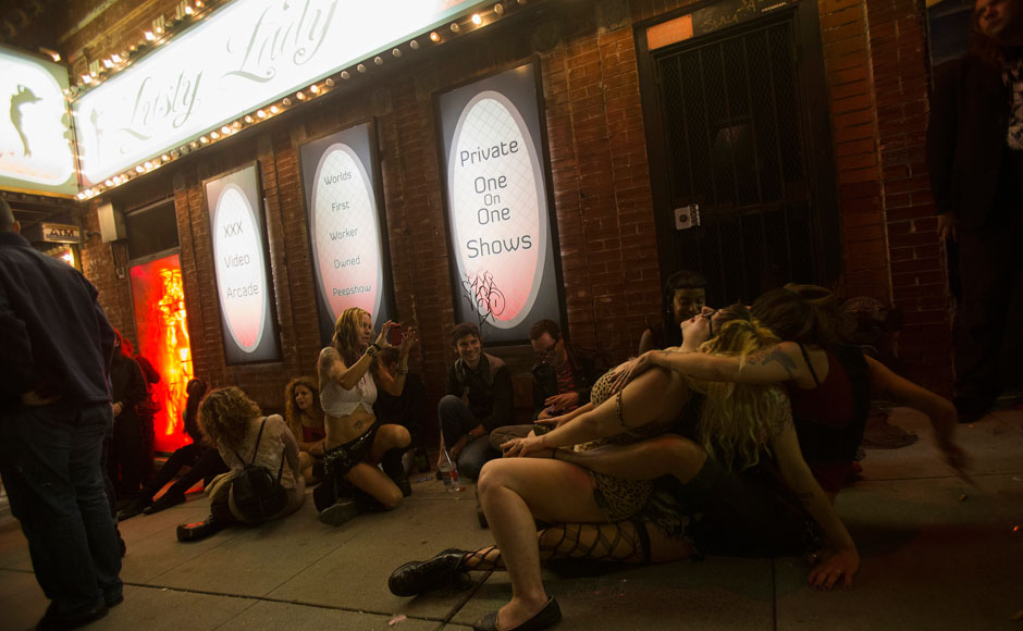 Gay San Fransisco Strip Clubs