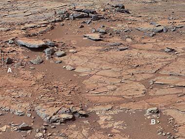 Mars rover Curiosity finds first mineral match from the ...