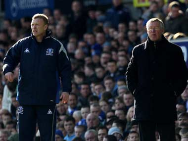 David Moyes failed to make a splash in the transfer market, unlike his predecessor. Getty Images
