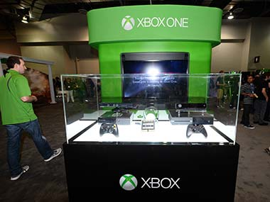 Xbox One is seen in this file photo. AP