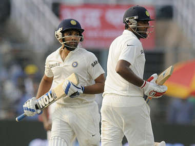 Rohit Sharma and Ravichandran Ashwin will look for big hundreds today. BCCI