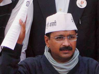 The next Chief Minister of Delhi? PTI image