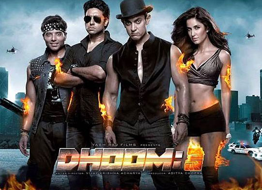 Dhoom:3 review: Heists, bikes, Aamir, Katrina but no fun