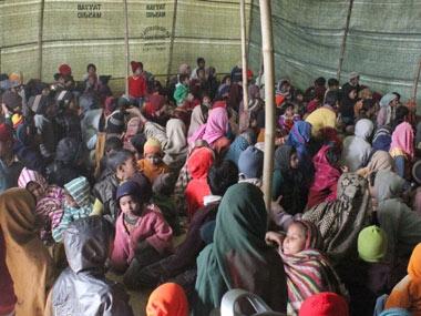 muzaffarnagar camp IANS