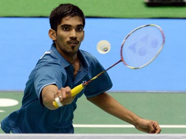 Srikanth gets knocked out as Indian challenge ends at ... Badminton Player Name