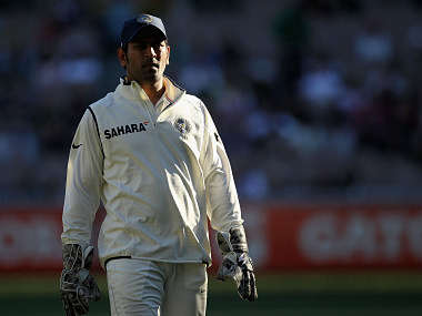 File photo of MS Dhoni. Getty Images