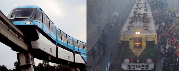 India's first monorail serves no useful purpose to daily commuters in Mumbai.