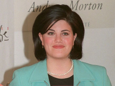 Blast From The Past Monica Lewinsky Revisits Her Affair
