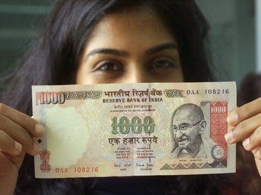 Rs 1000 note: Soon to become part of memory