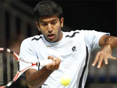 File photo of Rohan Bopanna. Reuters