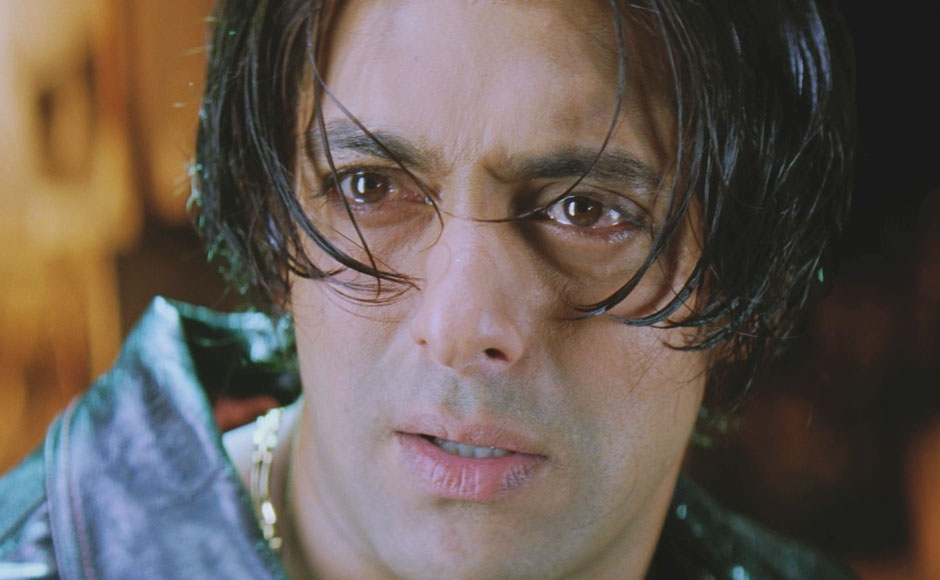 bald in Tere Naam was how Tere Naam Hairstyle