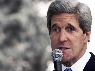 John Kerry in a file photo. AFP