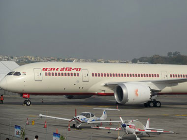 Alliance Air is a subsidiary of Air India. AFP