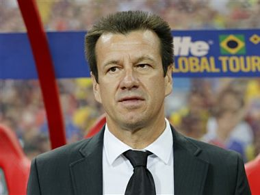 File picture of Dunga. AP