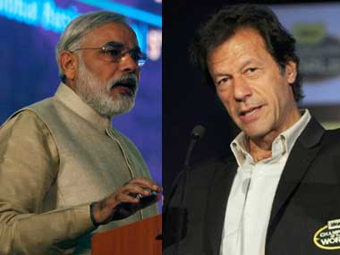 Image result for imran khan vs modi