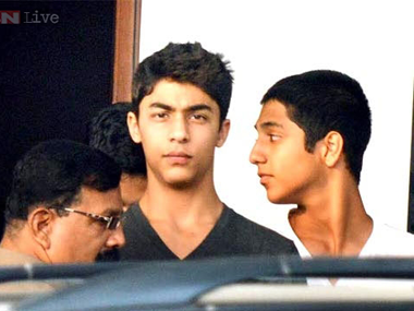 Dhoom 6 Villain Not Srk But His Eldest Son Aryan May Just