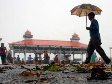Fear of low rainfall. Reuters